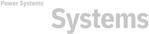 IBM Systems Media Power Systems Logo